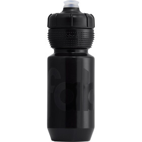 Fabric Gripper Isulated Bottle 550ml black/black
